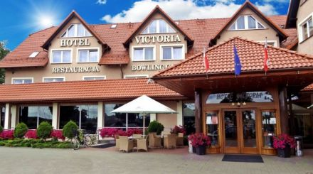 Hotel Victoria - elegancka sala na wesele  -  Bolszewo  -  pomorskie