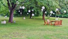 Zacisze Pomiechówek – ślub w plenerze i wesele na łonienatury - Pomiechówek - mazowieckie