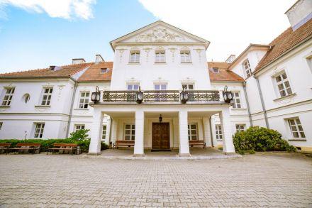 Pałac pod Kampinosem - wyjątkowe miejsce na wyjątkową okazję  -  Leszno  -  mazowieckie